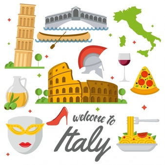 Italian themed clipart image royalty free Italy Vectors, Photos and PSD files | Free Download image royalty free