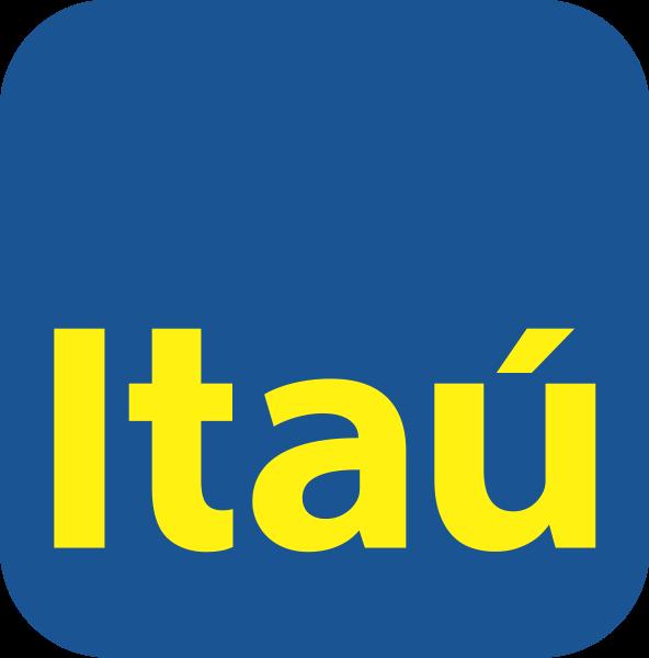 Itau logo clipart picture black and white stock File:Itau.svg - Wikimedia Commons picture black and white stock