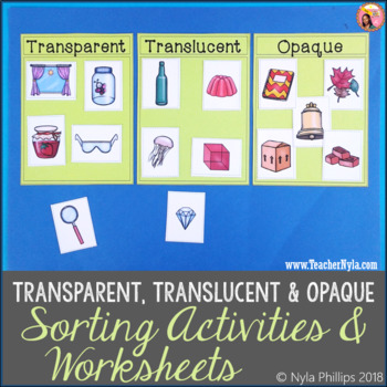 Items opaque clipart banner transparent Transparent Translucent And Opaque Worksheets & Teaching Resources | TpT banner transparent
