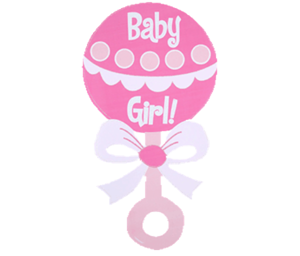 Its a girl baby shower clipart transparent picture transparent Baby Shower Animal Clip Art | Ticket Baby Shower Invitations ALL ... picture transparent