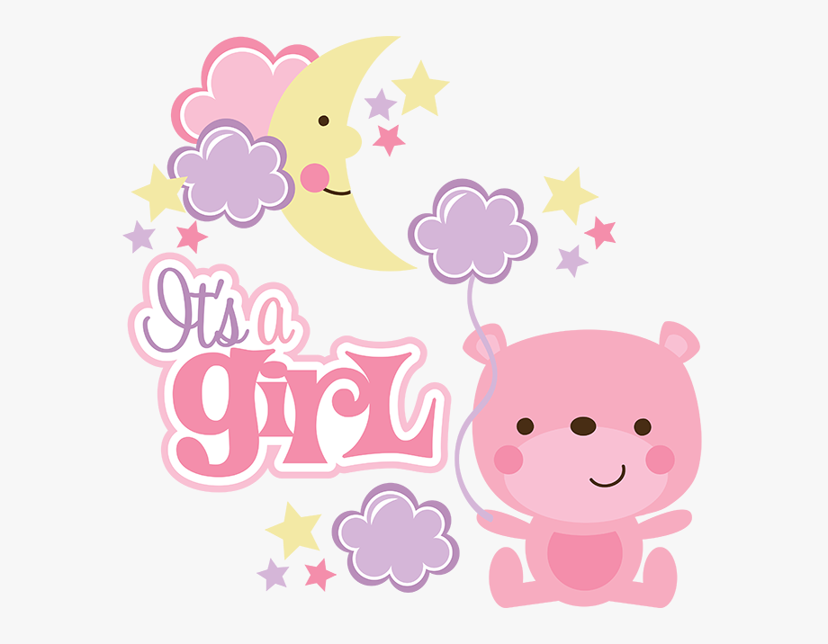 It-s a girl pictures clipart clipart transparent library Baby Girl Clipart Png - It\'s A Girl Png #81319 - Free Cliparts on ... clipart transparent library