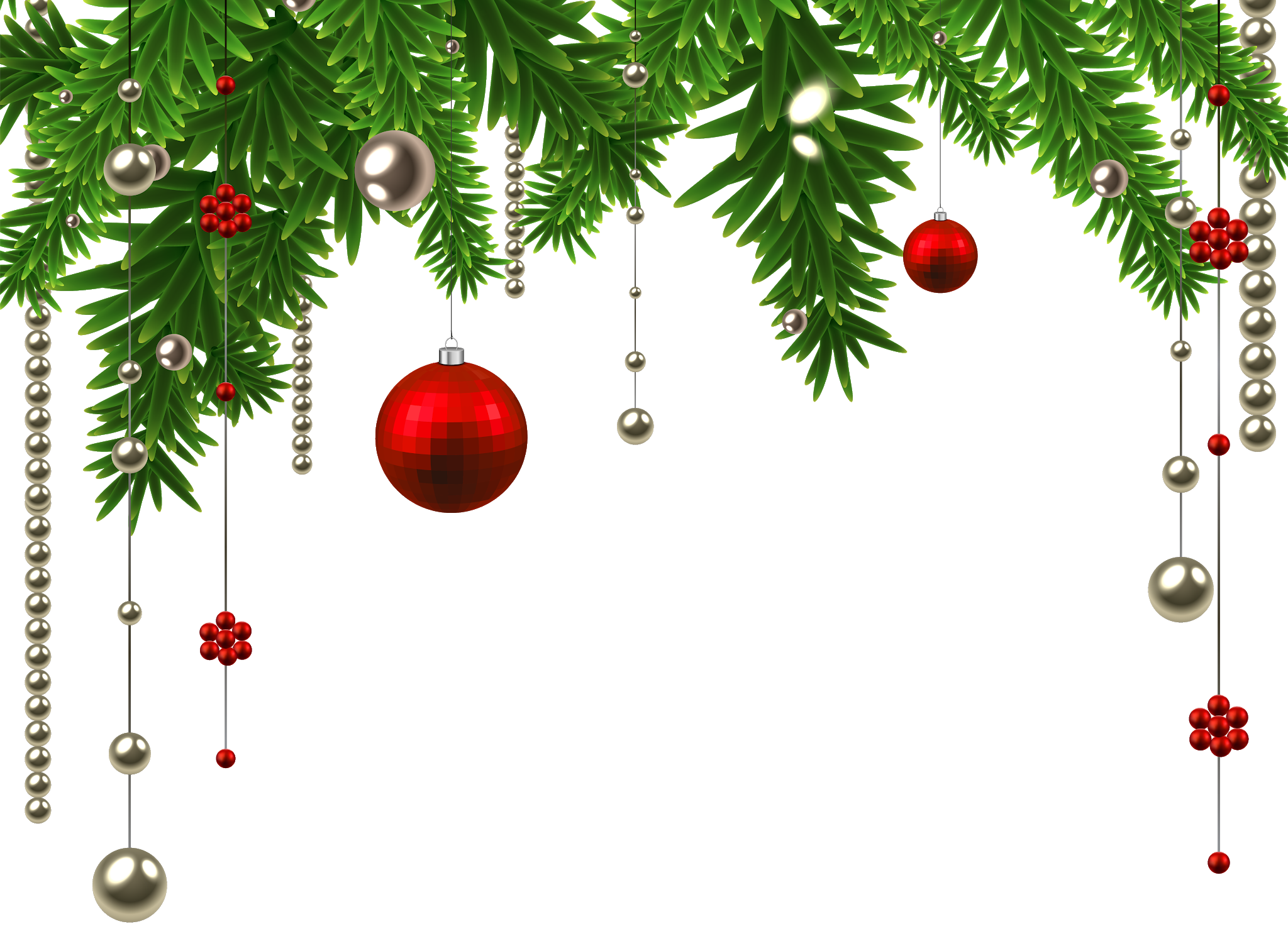 Its time to decorate for the holidays clipart image Pin by pngsector on Christmas PNG & Christmas Transparent ... image