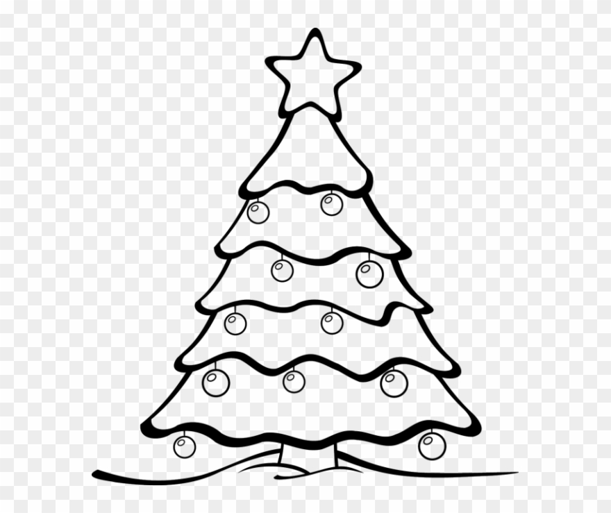 Its time to decorate for the holidays clipart jpg royalty free download Clipart, Christmas Clip Art Black And White Free Graphic ... jpg royalty free download