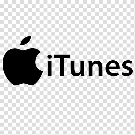 Itunes store logo clipart black and white download ITunes Store Apple App Store iPod, apple transparent ... black and white download
