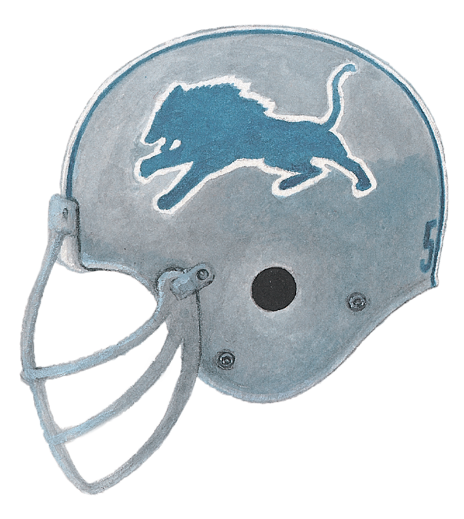 Iu football helmet clipart vector freeuse library New Detroit Lions Uniforms Final vector freeuse library