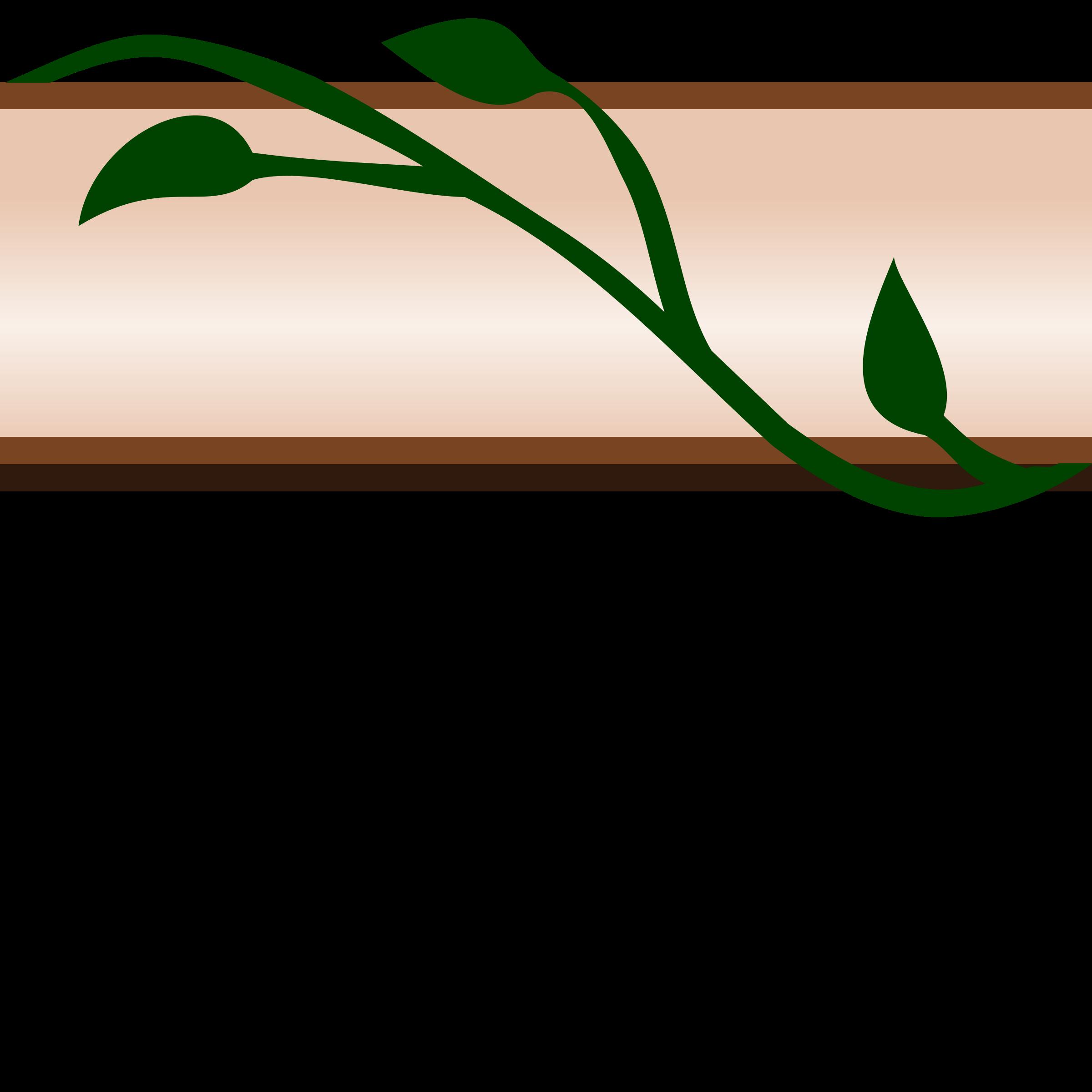 Ivy flower clipart jpg freeuse Clipart - RPG map ivy border 2 jpg freeuse
