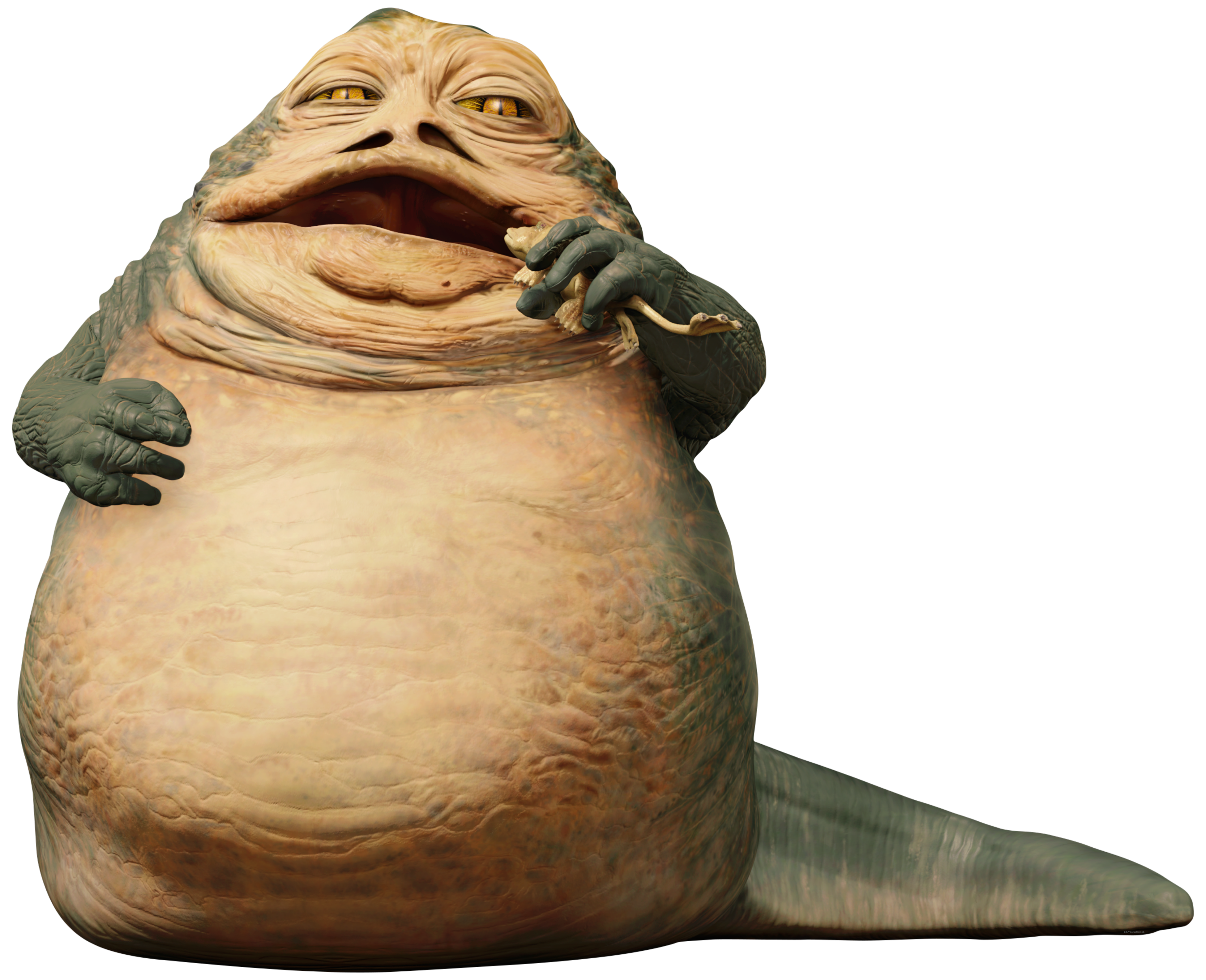 Jabba the hutt star wars clipart png free library Jabba Desilijic Tiure | Wookieepedia | FANDOM powered by Wikia png free library