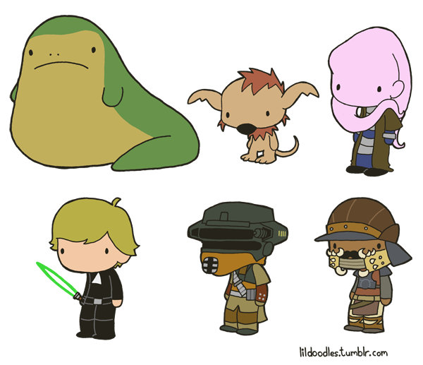 Jabba the hutt star wars clipart clipart stock I declare today Lil' Star Wars Sunday! clipart stock