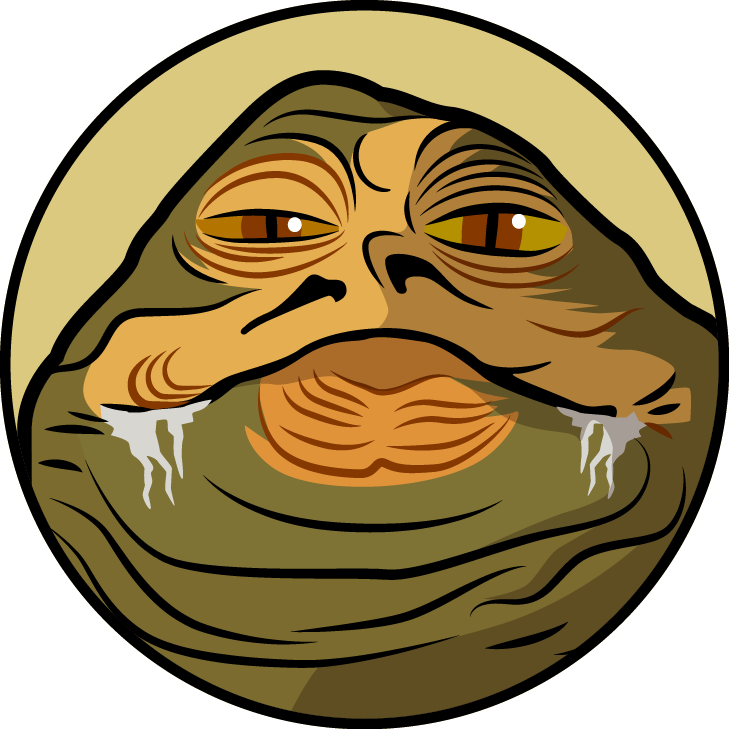 Jabba the hutt star wars clipart clipart library library Picking Star Wars character All-Star teams for baseball, basketball ... clipart library library