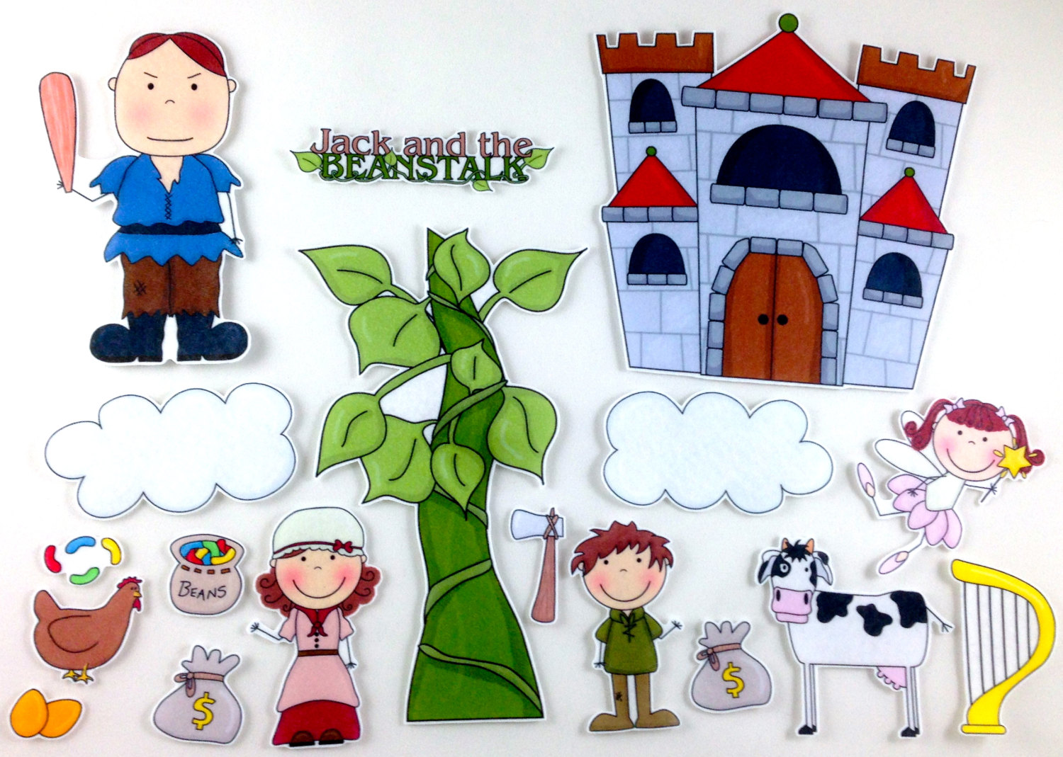 Jack and the beanstalk s poor mom free clipart png free Free Jack And The Beanstalk Characters, Download Free Clip ... png free