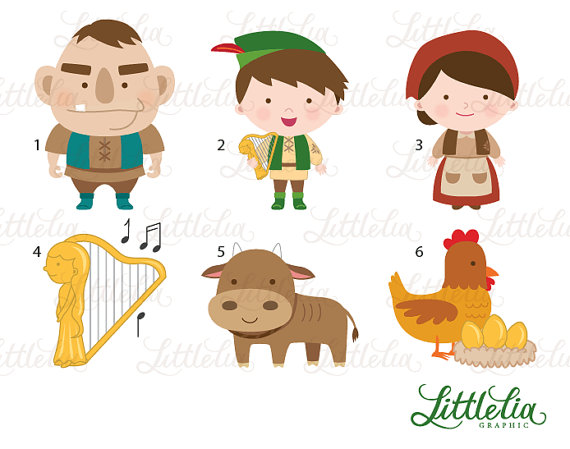 Jack from jack and the beanstalk clipart vector download Jack and the beanstalk clipart - fairytale clipart - 15034 ... vector download