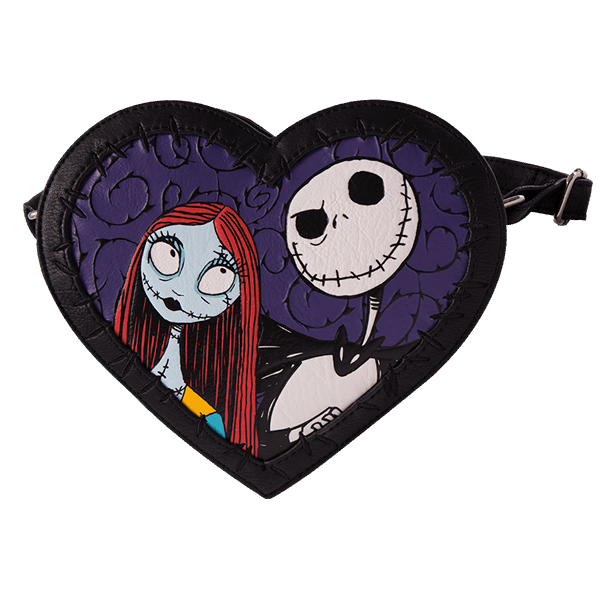 Sally nightmare before christmas clipart graphic Disney - Nightmare Before Christmas Jack & Sally Loungefly Crossbody ... graphic