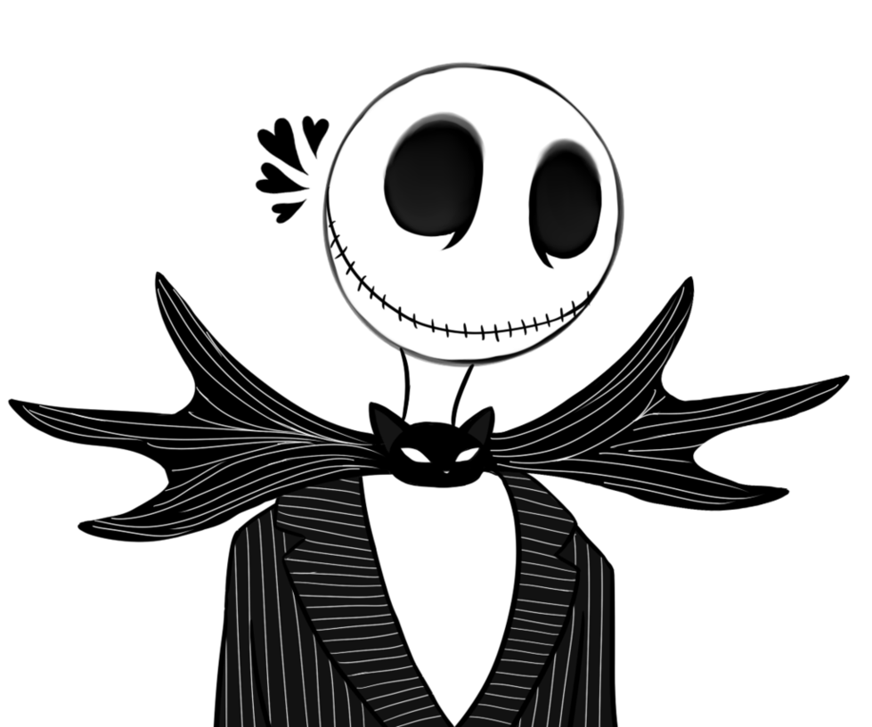 The nightmare before christmas clipart svg black and white library The Nightmare Before Christmas : . by NeonSparkleButt on DeviantArt svg black and white library