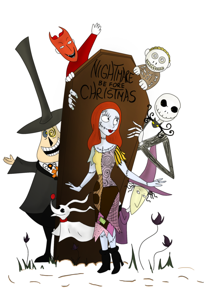 Sally nightmare before christmas clipart image free download Nightmare Before Christmas by clwnprincessofcrime on DeviantArt image free download