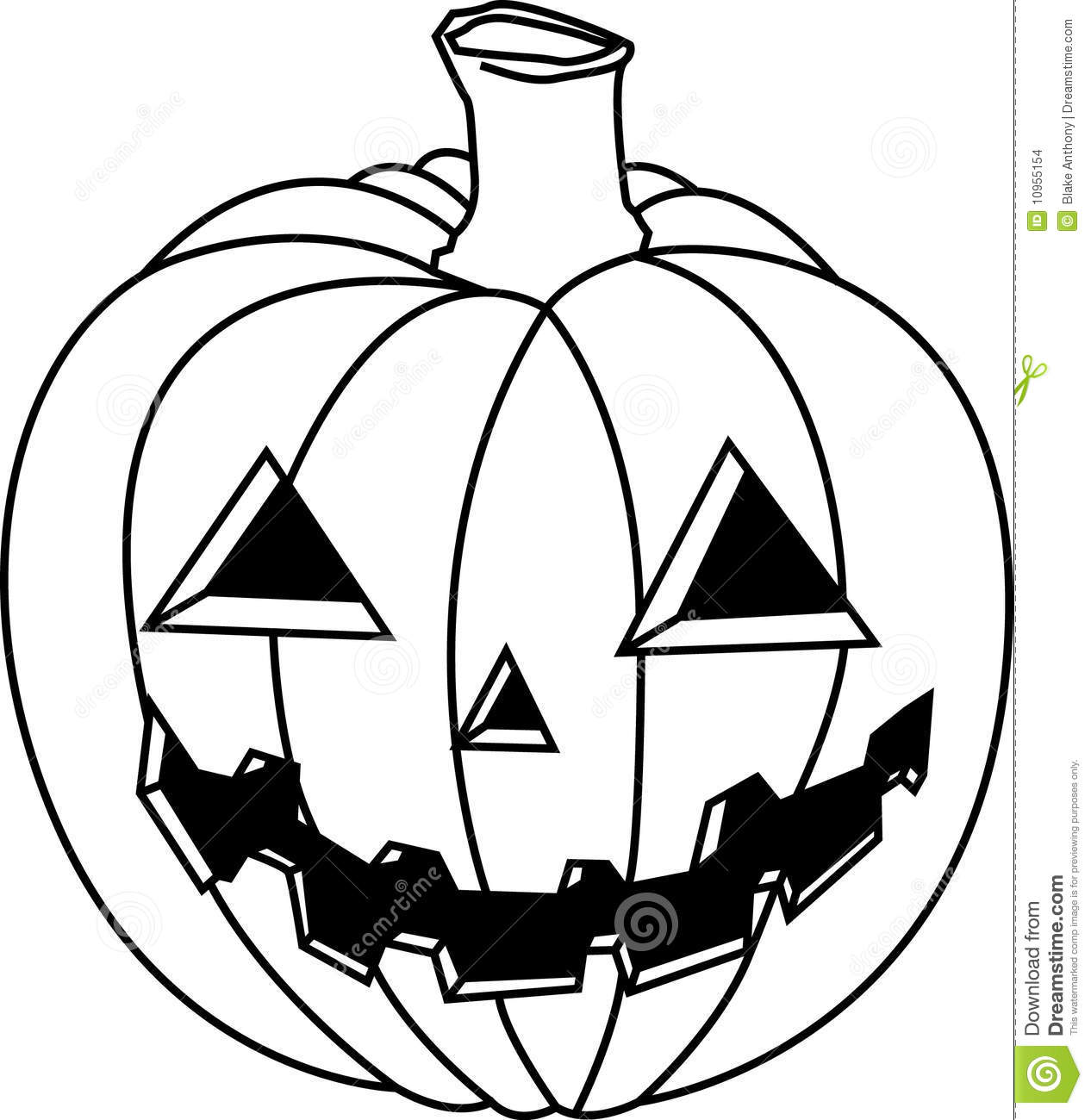 Jack or lanter clipart black and white image free library Jack O Lantern Clipart Black And White | Clipart Panda ... image free library