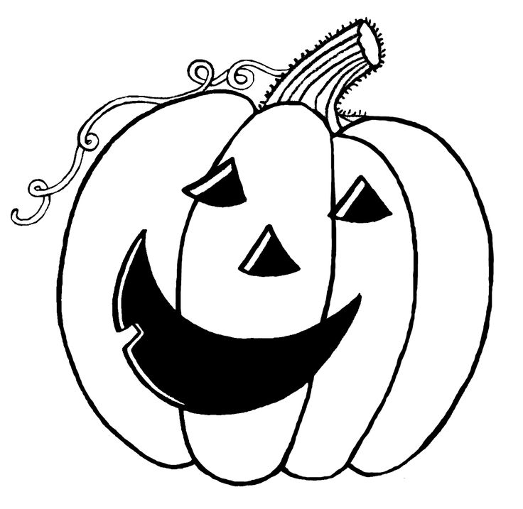Jack or lanter clipart black and white clip transparent stock Jack O Lantern Clipart Black And White | Free download best ... clip transparent stock
