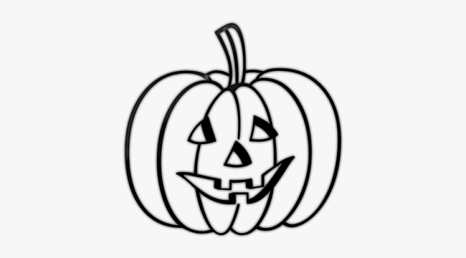 Jack o latern black and white clipart picture library download Jack O Lantern Clipart Black And White, Cliparts & Cartoons ... picture library download