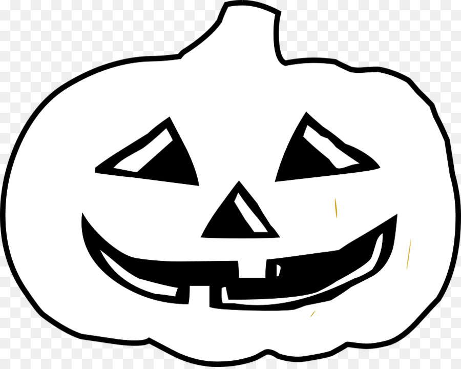 Jack o latern black and white clipart svg transparent download Jack O Lantern Halloween Pumpkin Black And White Clip Art ... svg transparent download