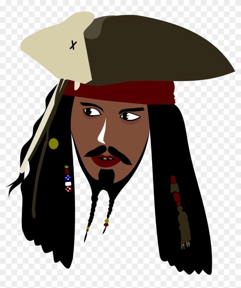 Jack sparrow clipart picture transparent download Captain Jack Sparrow Clip Art, HD Png Download - 2087x2400 ... picture transparent download