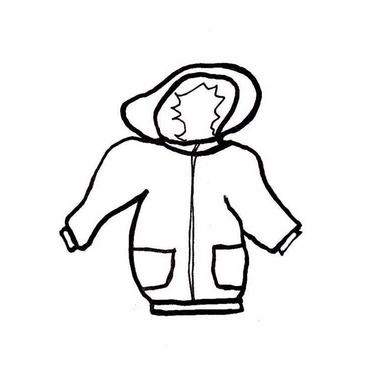 Jacket clipart black and white picture black and white download Jacket clipart black and white 2 » Clipart Station picture black and white download