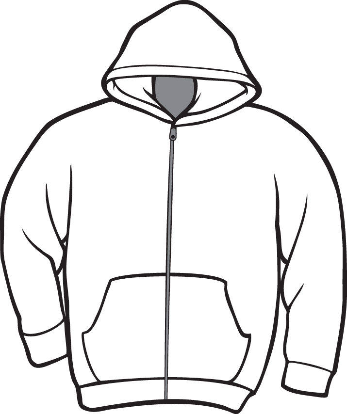 Jacket clipart black and white svg royalty free stock Jacket Clipart Black And White | Free download best Jacket ... svg royalty free stock