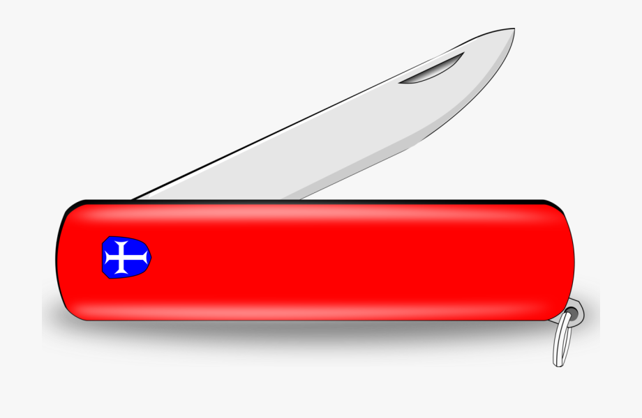 Jackknife clipart graphic library library Pocket Knife Png - Pen Knife Clip Art #69195 - Free Cliparts ... graphic library library