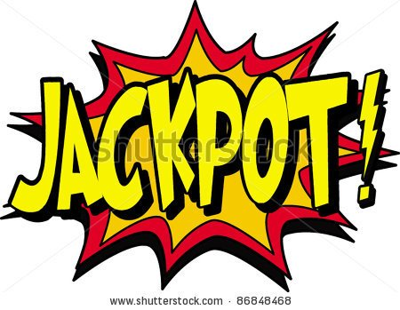 Jackpot clipart banner black and white stock Jackpot clipart 3 » Clipart Portal banner black and white stock
