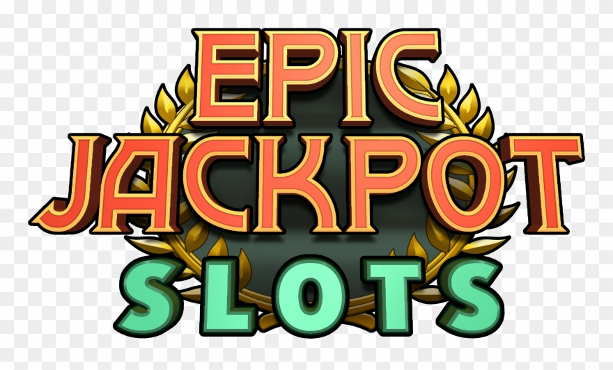 Jackpot clipart image freeuse download Epic Jackpot Slots - Illustration Clipart (#3769528 ... image freeuse download