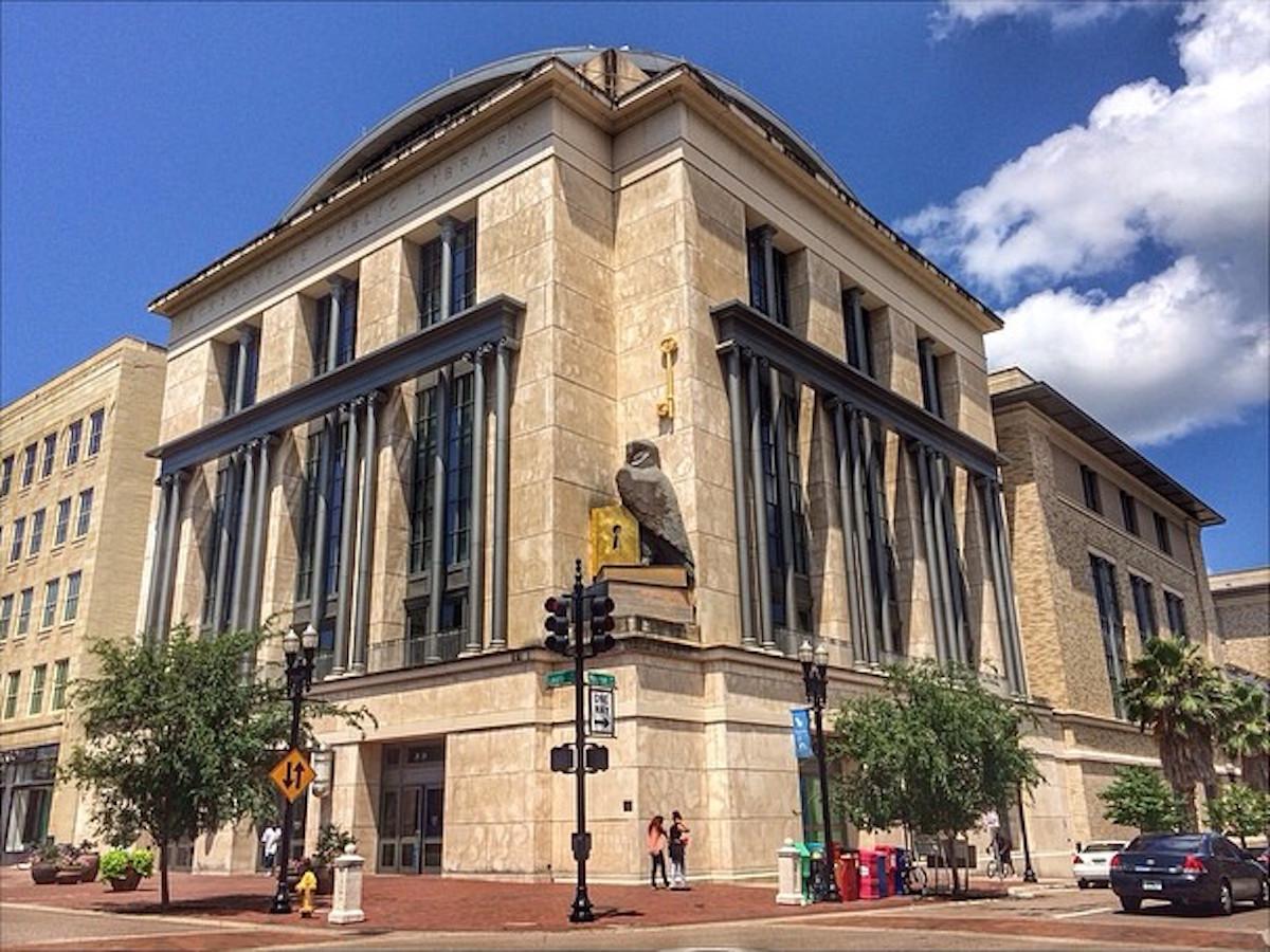Jacksonville public library clipart clipart freeuse library About - Jacksonville Public Library Foundation clipart freeuse library