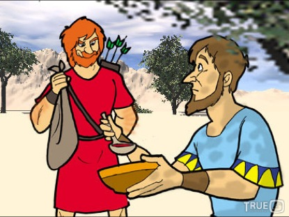 Jacob and esau clipart graphic free stock Jacob And Esau Stills | Worship Films | Still Backgrounds ... graphic free stock