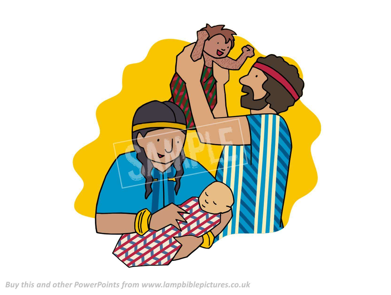 Jacob and esau clipart royalty free download Jacob & Esau - Lamp Bible Pictures royalty free download