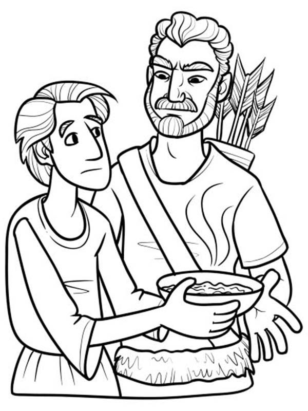 Jacob and esau clipart clipart black and white download 1000+ images about Jacob on Pinterest | Maze, Sunday school and Ladder clipart black and white download