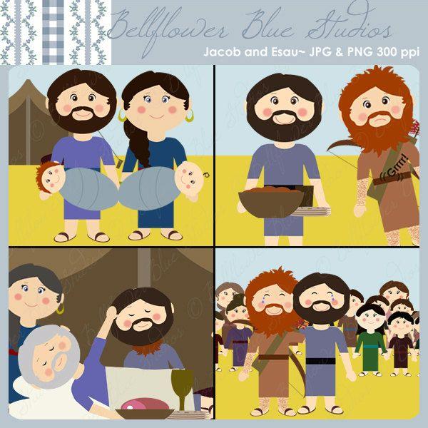 Jacob and esau clipart jpg transparent 17 Best images about bijbelverhaal Jacob en esau on Pinterest ... jpg transparent