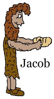 Jacob clip art clip library library Clipart of jacob and esau angry - ClipartFest clip library library