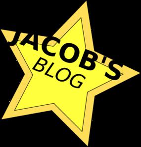 Jacob clip art vector library download Jacob S Blog Logo Clip Art at Clker.com - vector clip art online ... vector library download