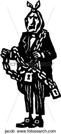 Jacob clip art image stock Clipart of Jacob Marley jacob - Search Clip Art, Illustration ... image stock