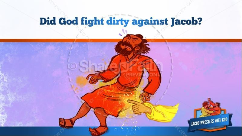 Jacob wrestles with god clipart png transparent download Jacob Wrestles With God Kids Bible Story | Kids Bible Stories png transparent download