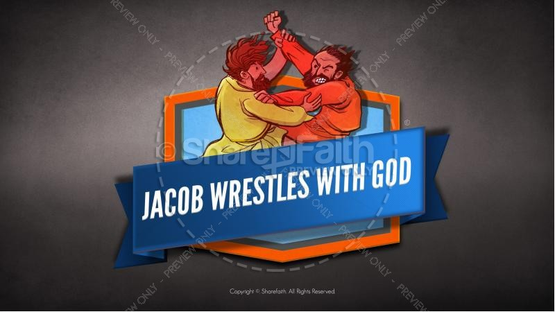 Jacob wrestles with god clipart image free download Jacob Wrestles With God Bible Story Video For Kids | Bible Videos ... image free download