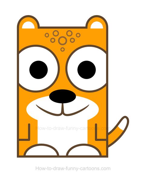 Jaguar cartoon clipart clipart freeuse download Jaguar Clipart clipart freeuse download