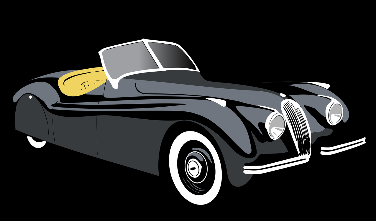 Jaguar e type clipart png transparent download Classic Car,Antique Car,Classic Clipart - Royalty Free SVG ... png transparent download