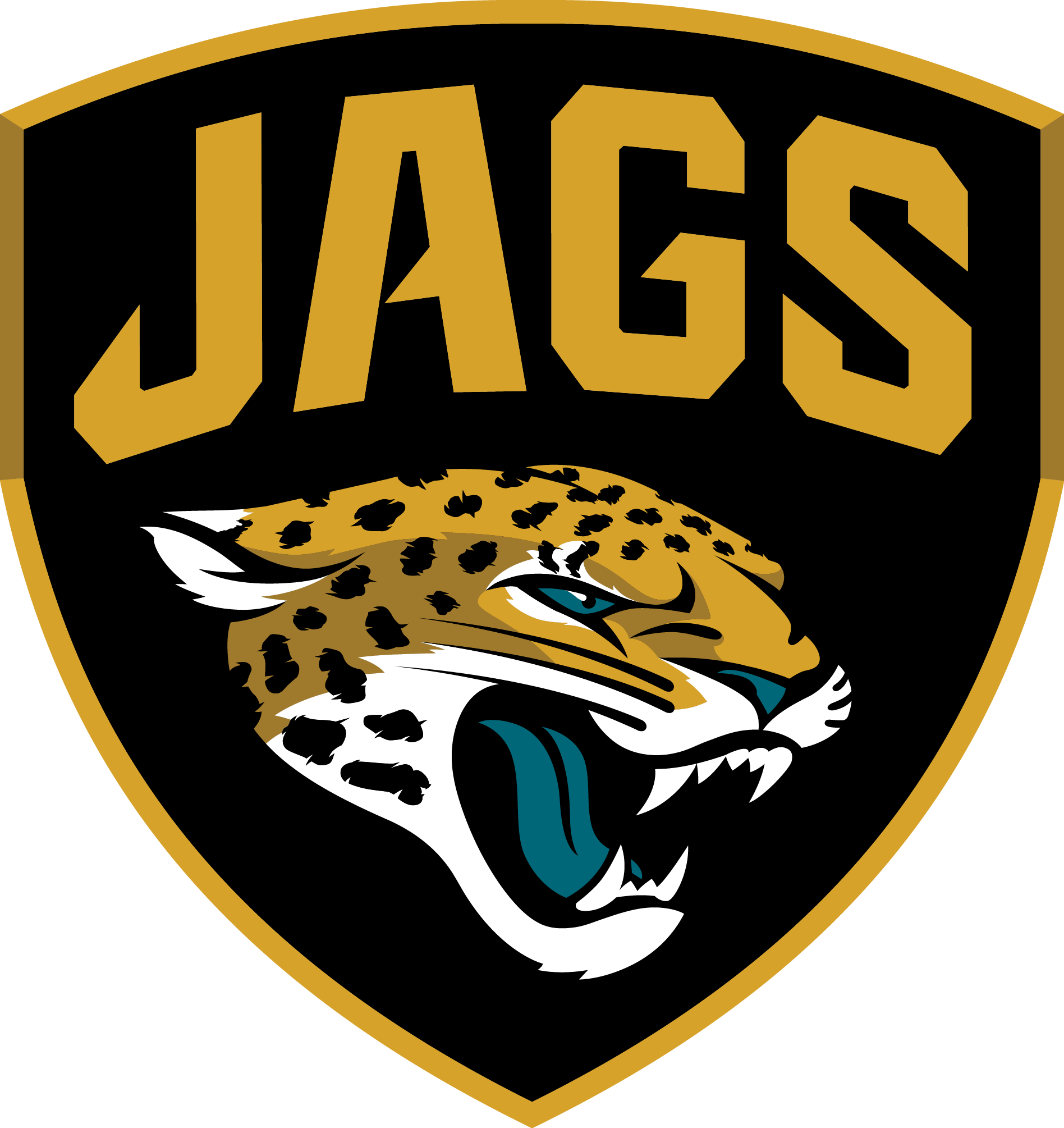 Jaguar football clipart clip black and white download jacksonville jaguars - Google Search | Love My Jacksonville Jaguars ... clip black and white download