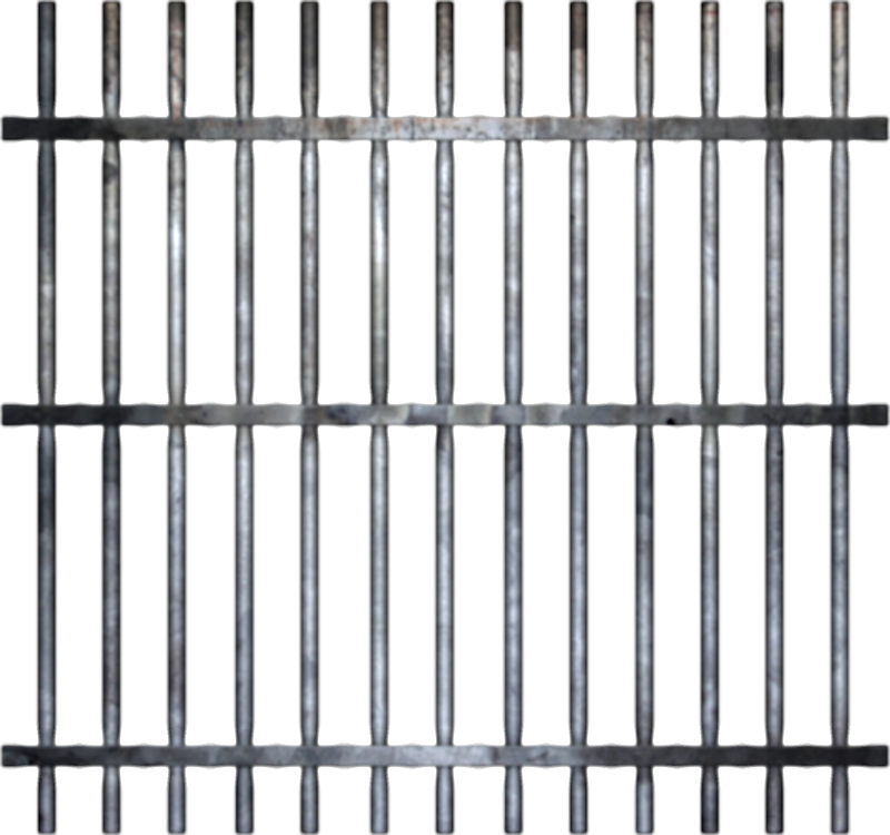 Jail clipart photoshop clip royalty free library Prison bars clipart clipart images gallery for free download ... clip royalty free library
