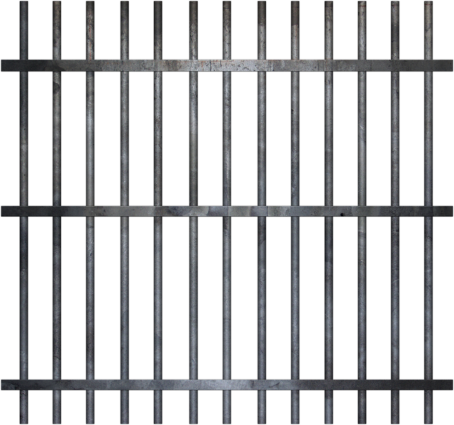 Jail house clipart banner How To Draw A Jail Cell (60+) banner