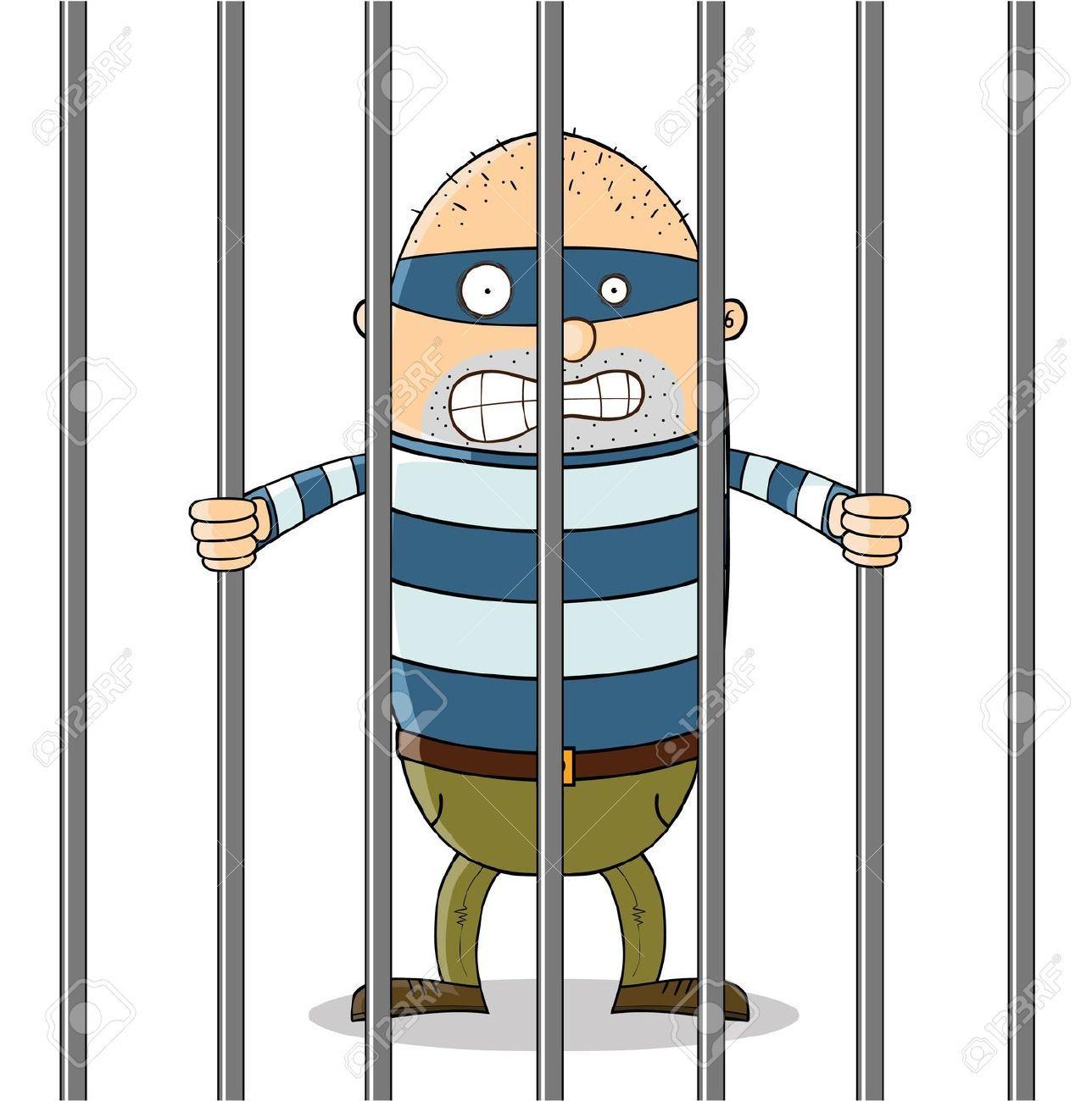 Jail images clipart banner Jail Cartoon Clip Art | Cartoon Man in Jail Clipart (58+) ... banner