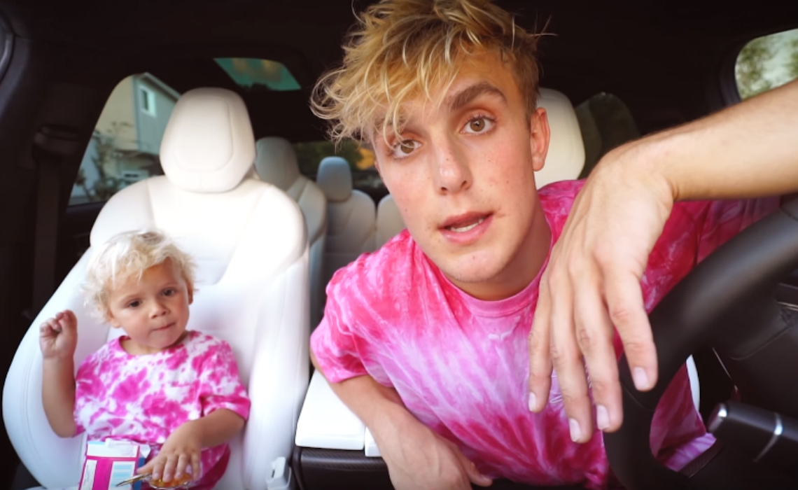 Jake paul clipart svg royalty free library Nerd City Video Raises Question: Does Jake Paul Hawking ... svg royalty free library
