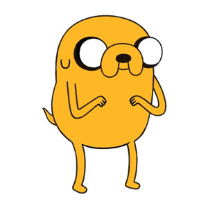 Jake the dog clipart picture free Jake the dog clipart - ClipartFest picture free