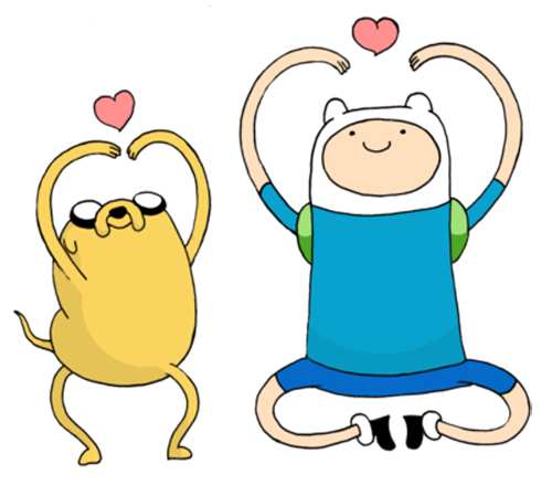 Jake the dog clipart picture Finn and jake clipart - ClipartFest picture