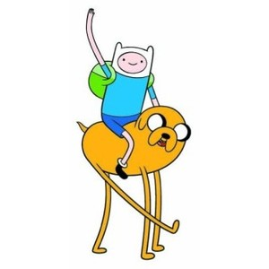 Jake the dog clipart clipart royalty free library Finn and jake clipart - ClipartFest clipart royalty free library