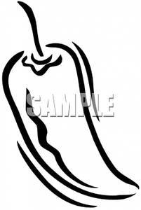 Jalapeno clipart black and white graphic library library Jalapeno clipart black and white » Clipart Portal graphic library library