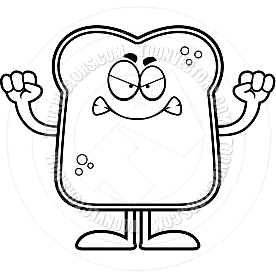 Jam and bread clipart black and white clip library Bread Clipart Black And White | Clipart Panda - Free Clipart Images clip library